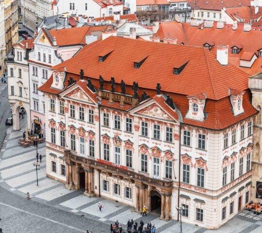 Kinsky Palace
