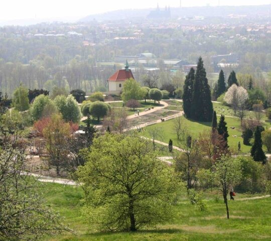 Prague Botanical Garden