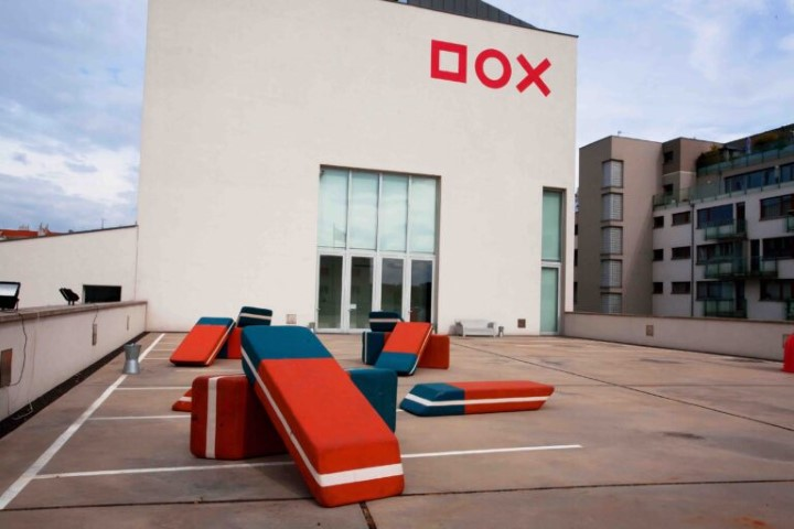 The DOX centre for contemporary art and design